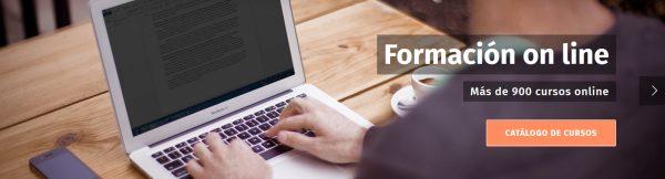 Más de 900 cursos online